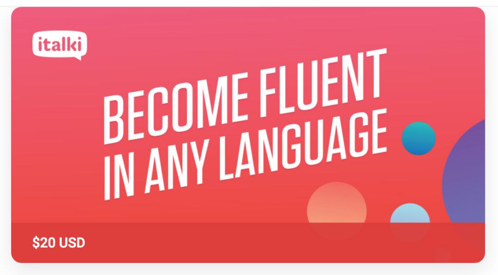 Prezenty dla miłośników języków obcych